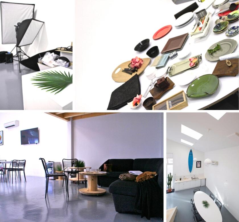 Baignade Studio - office