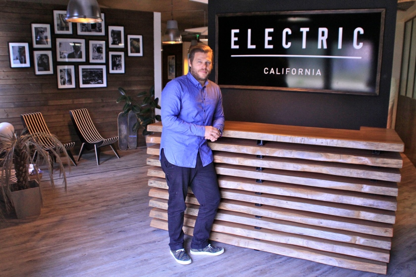 Anthony Cazottes - Electric Europe CEO