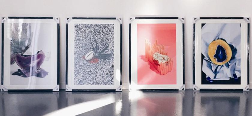 Liora Basse - Baignade Studio - Photographies