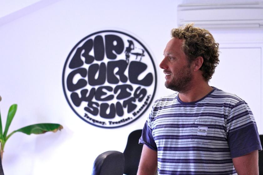 Wilco Prins Rip Curl Europe